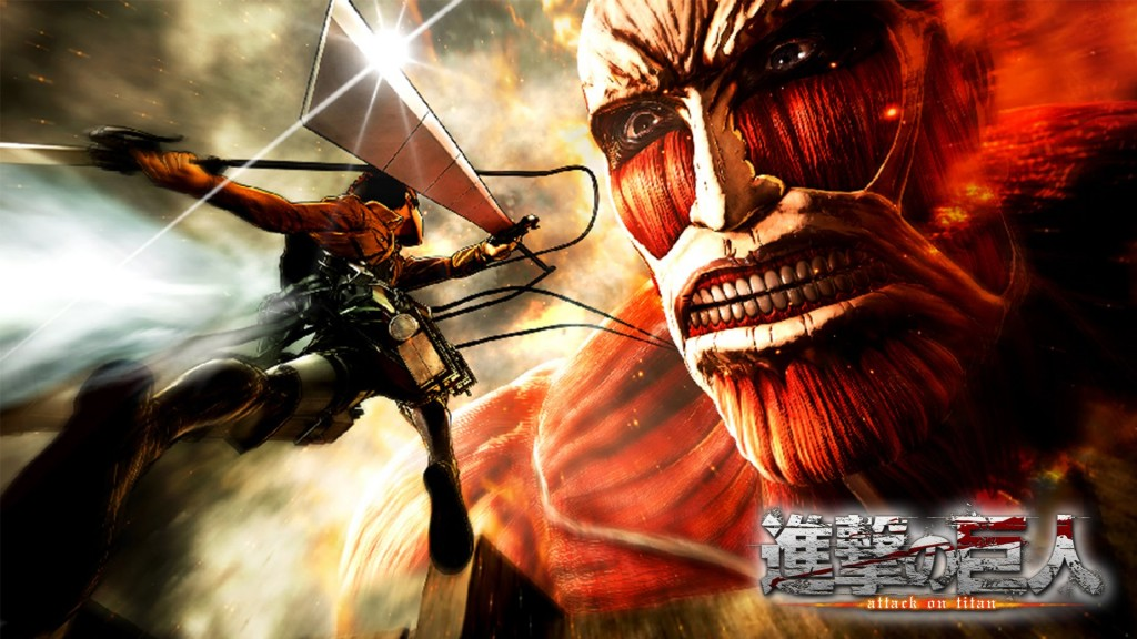 Online features revealed for Attack on Titan