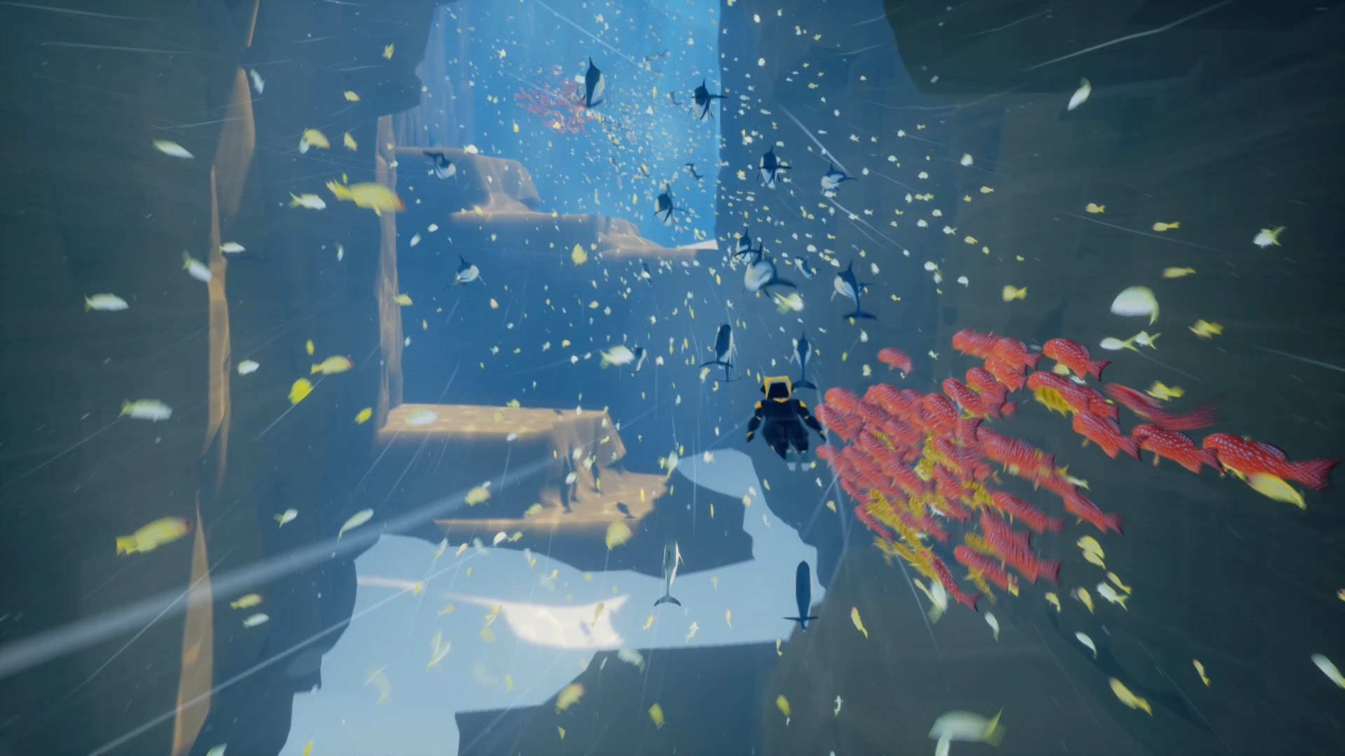 Abzu screenshot