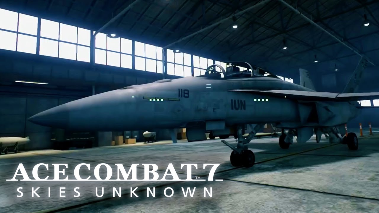 Ace Combat 7 Skies Unknown Review Godisageek Com