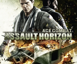 Competition: Win an Ace Combat: Assault Horizon Swag Bag