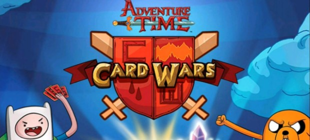 Adventure Time Card Wars Review