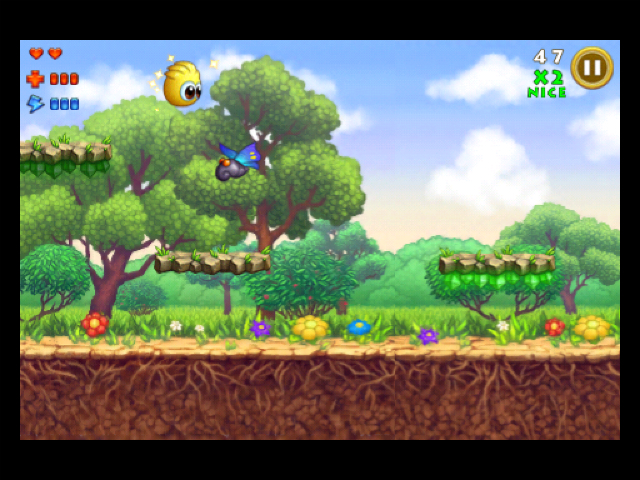 Air Jump - Screenshot