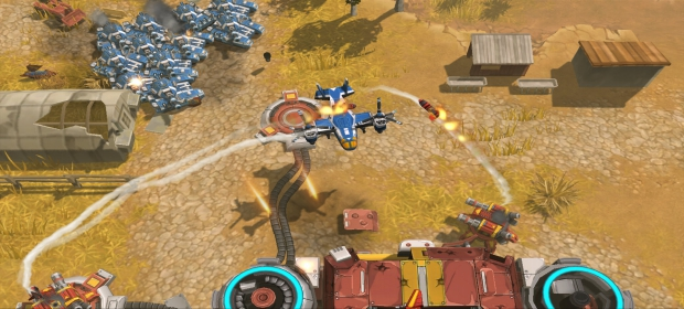 AirMech Arena Beta Kicks Off Next Week