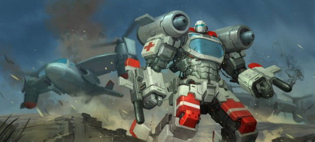 AirMech Arena Review