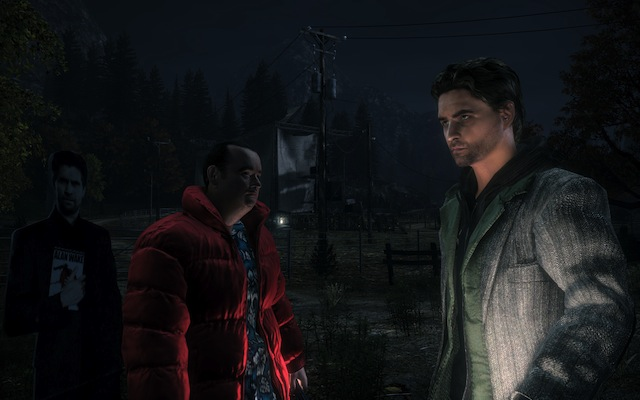Alan Wake PC - Barry