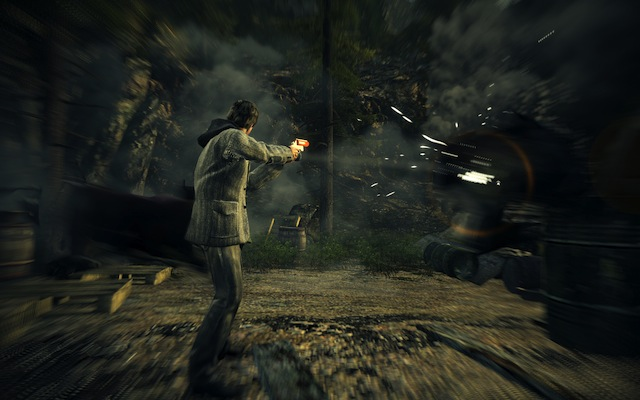 Alan Wake PC - Poltergeist