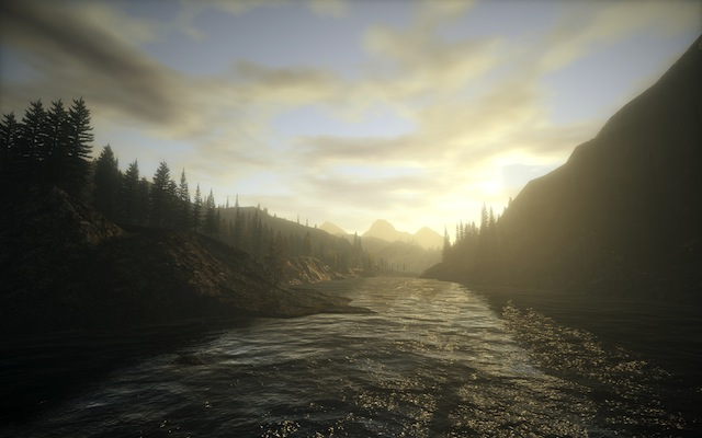 Alan Wake PC - Water