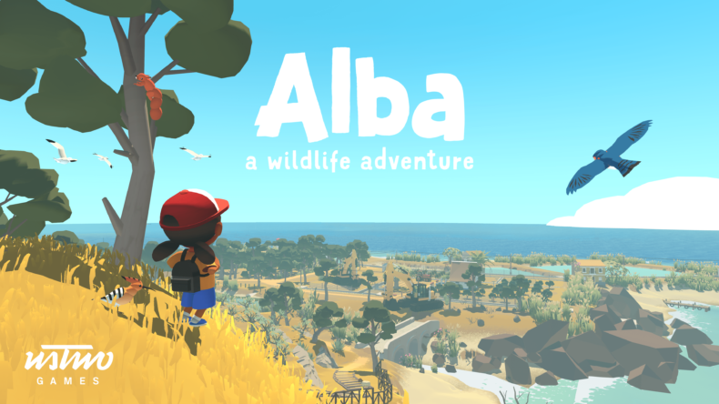 Alba A Wildlife Adventure launch