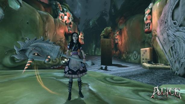 Alice Madness Returns Screenshot 2