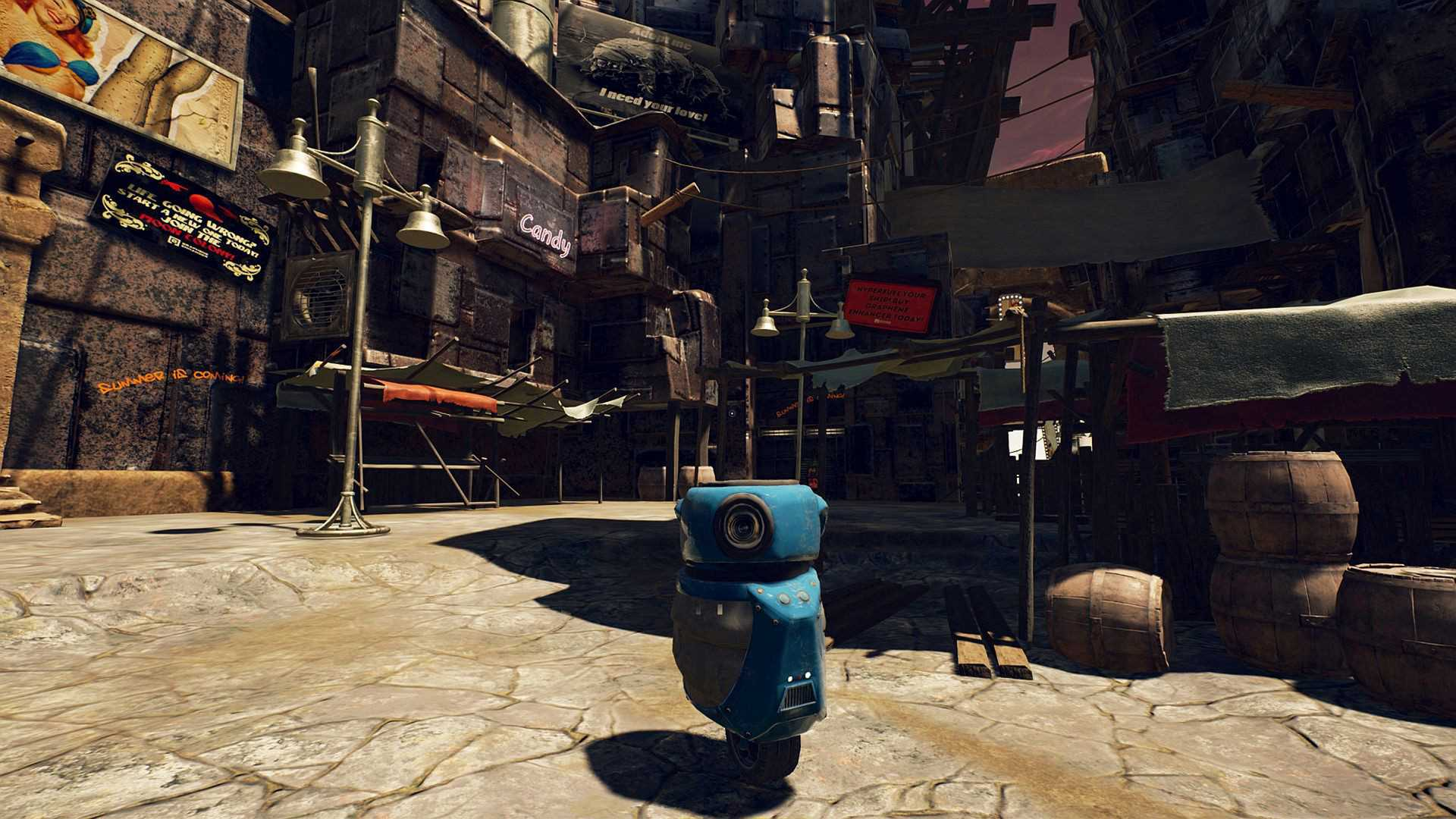 Alice VR HTC Vive Review