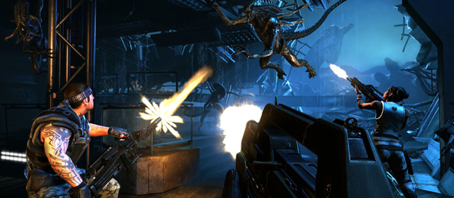 Aliens Colonial Marines Featured