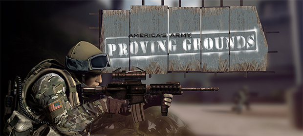 For Your Amusement: America's Army: Proving Grounds