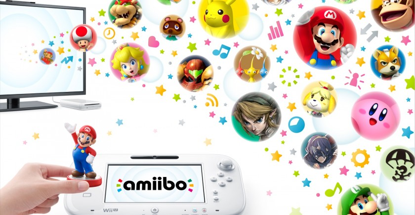 Amiibo background