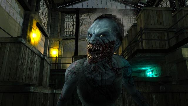 Amy - Zombie