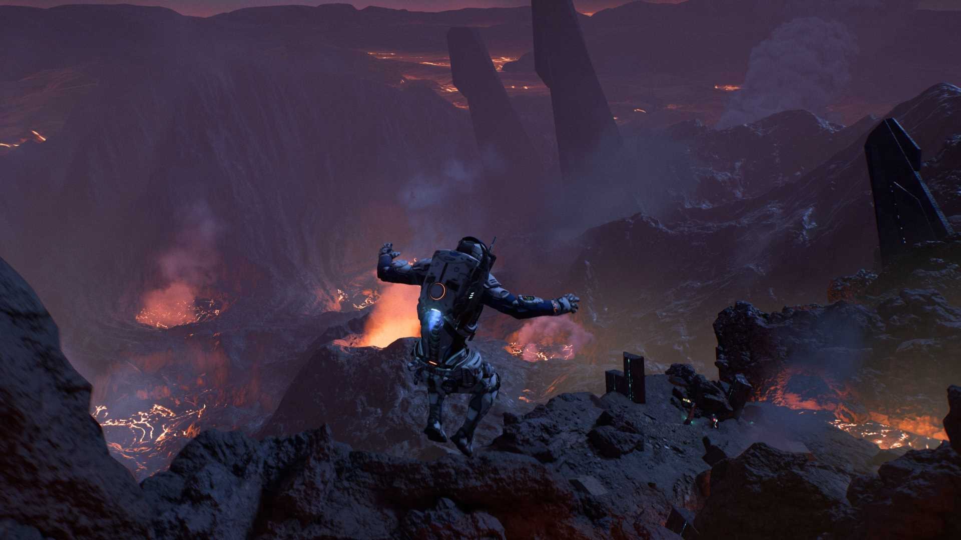 Andromeda review screenshot