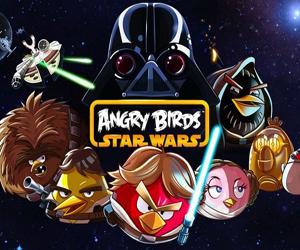 Angry Birds Star Wars Merch Will Be Available Soon