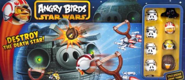 Angry Birds Star Wars – Death Star Jenga Review
