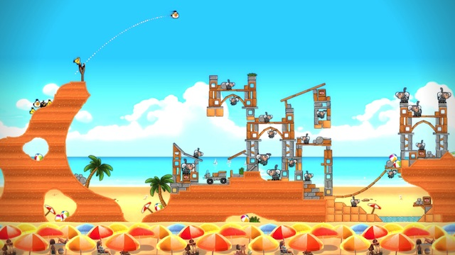 Angry Birds Trilogy - Screenshot 01