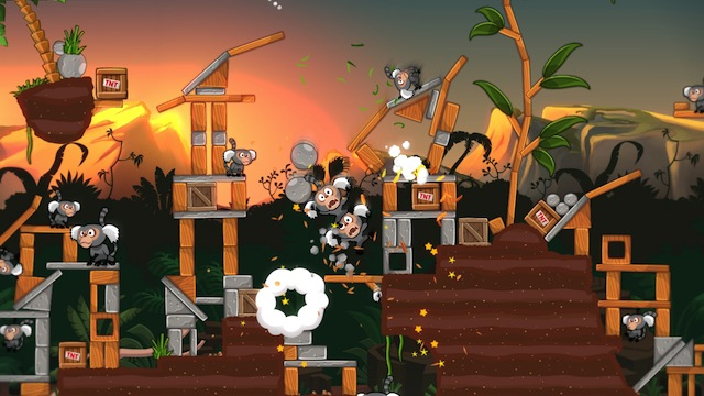 Angry Birds Trilogy - Screenshot 03