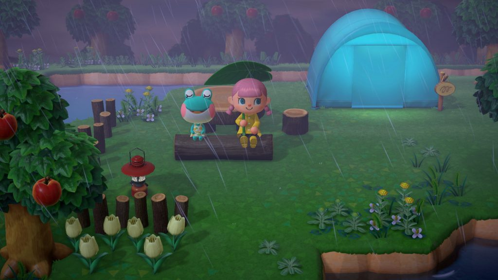 Animal Crossing Direct details