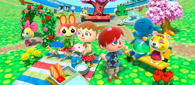 New Animal Crossing: New Leaf Trailer Celebrates Christmas
