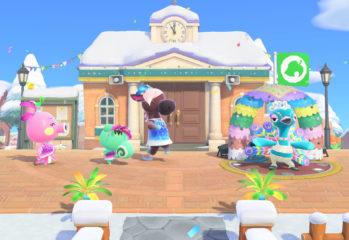 Animal Crossing New Horizons Festivale