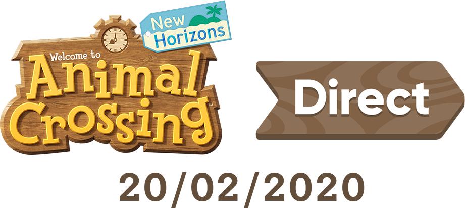 Animal Crossing Nintendo Direct