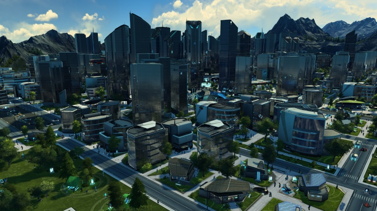 Anno 2205 review screenshot