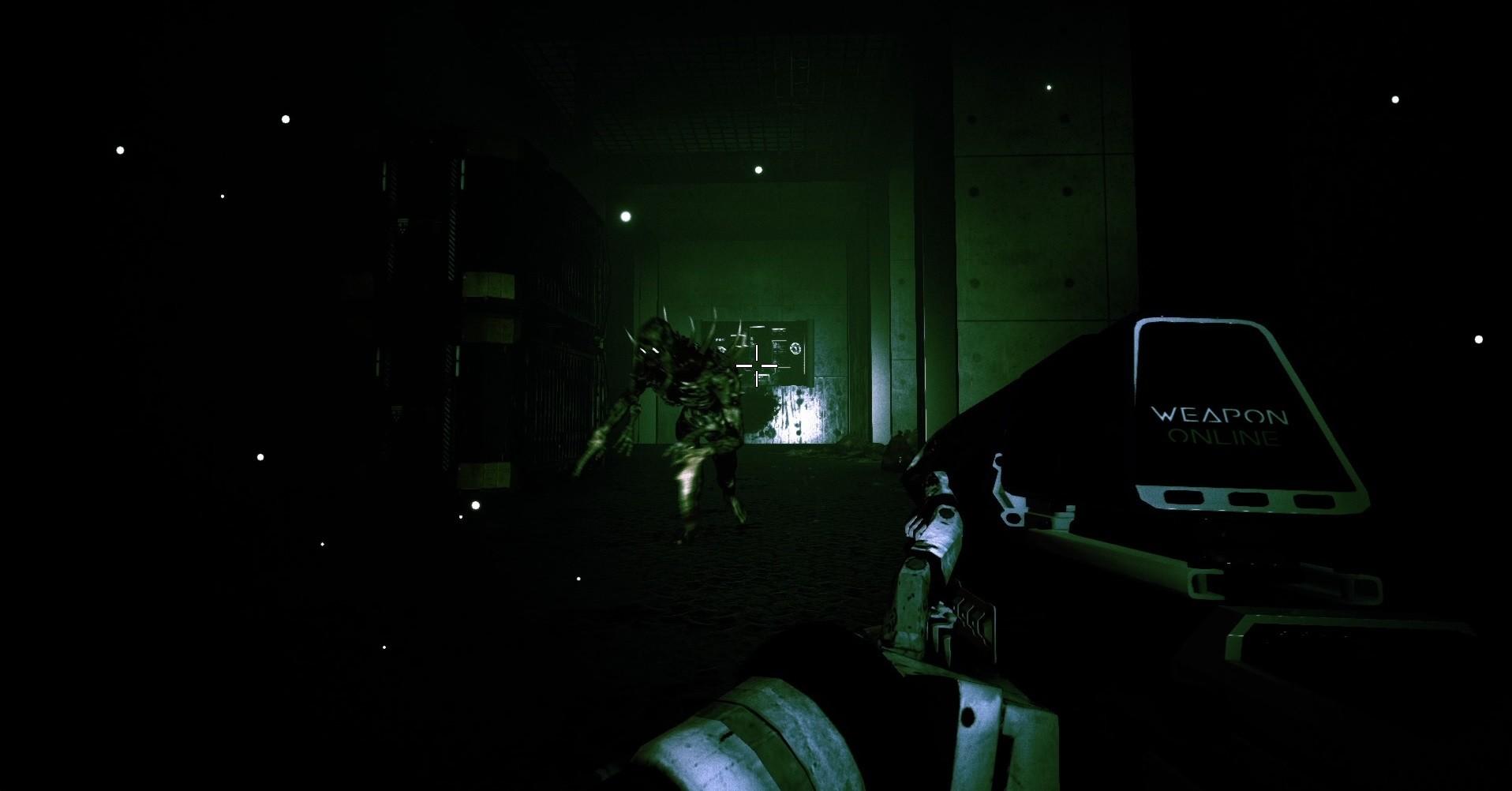 A screenshot from Antares