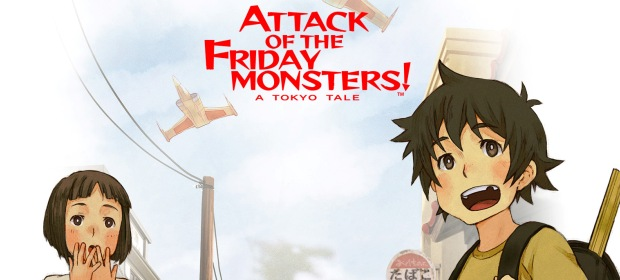 Attack of the Friday Monsters: A Tokyo Tale Review