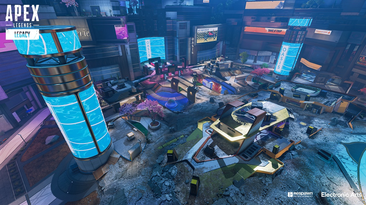 Apex Legends Party Crasher Map