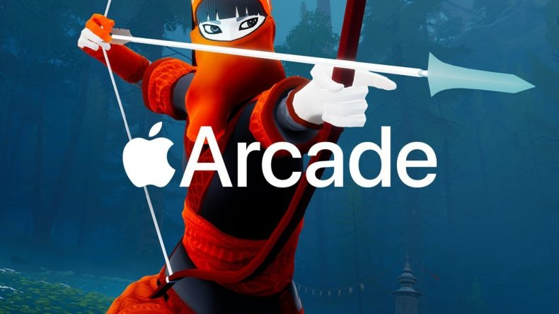 Apple Arcade? Play with Xbox One controller