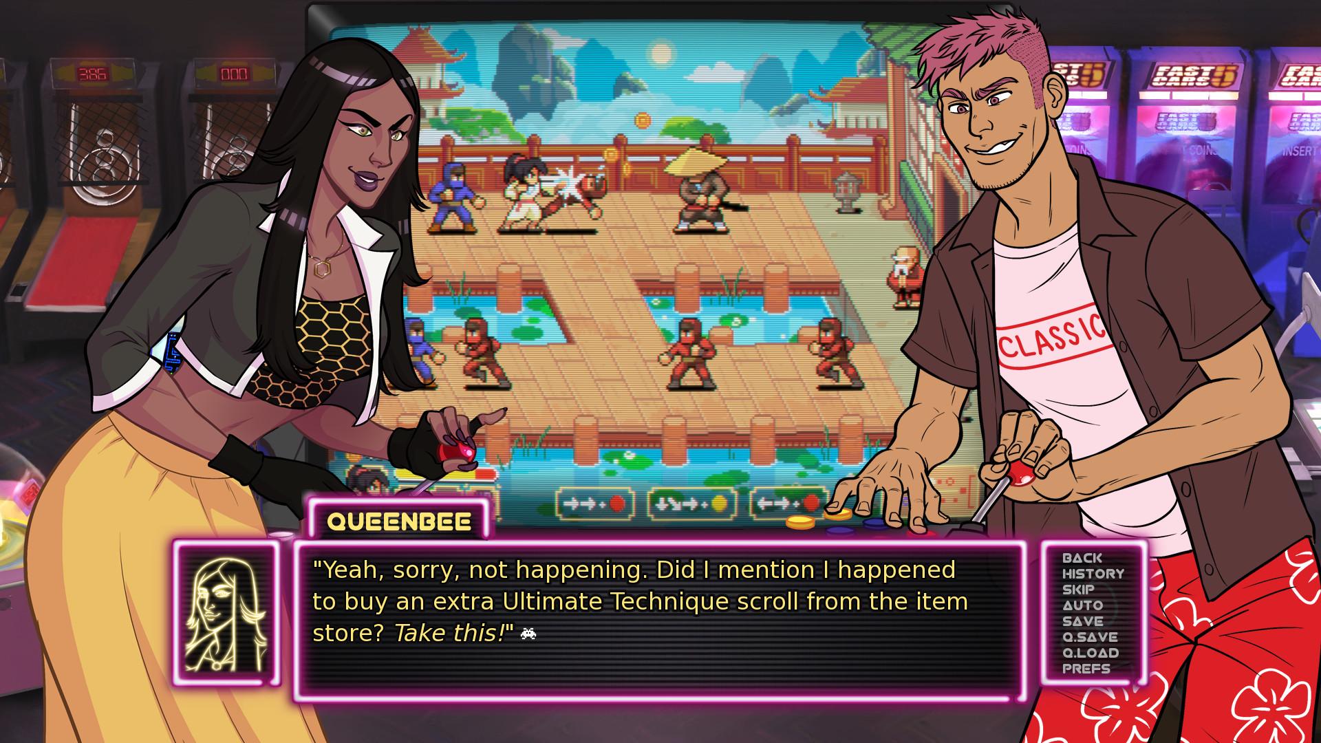 Arcade Spirits 003