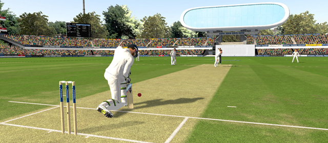 First Screenshots for Ashes Cricket 2013