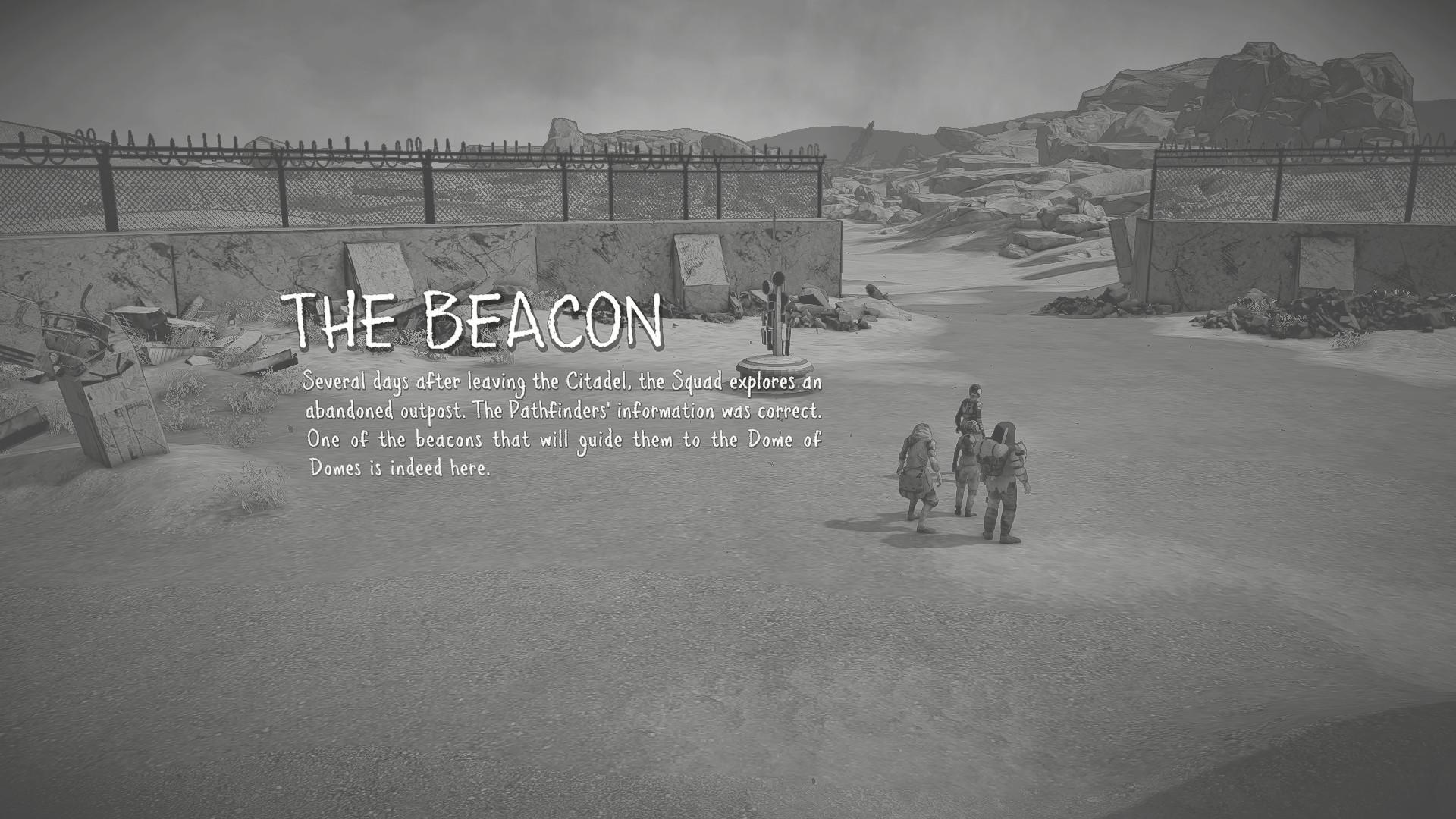 Ashwalkers Beacon