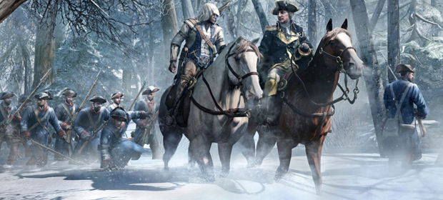 Assassin's Creed III featured