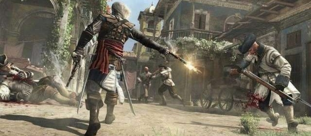 Assassin's Creed IV Black Flag Gameplay Trailer
