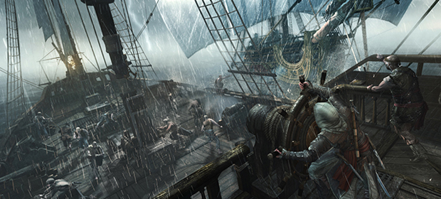Assassin's Creed IV Black Flag featured