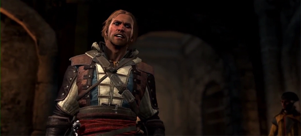 Assassin's Creed IV: Black Flag Naval/Fort Gameplay Video Released