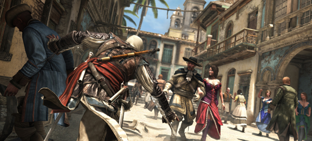 Assassin's Creed IV Release Dates Nailed Down on Every System