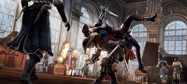 Assassin's Creed IV: Black Flag Trailer Introduces Players to Game Lab