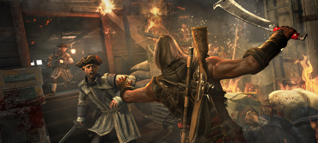 Freedom Cry Confirmed as Assassin's Creed IV's First Single-Player DLC