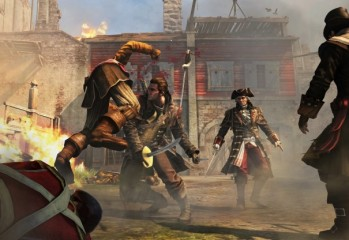 Assassin's Creed Rogue PS3 Review