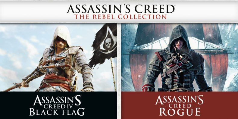 Assassin's Creed: The Rebel Collection review (Switch)
