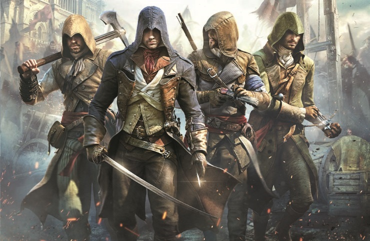 Assassin's Creed Unity Review featured