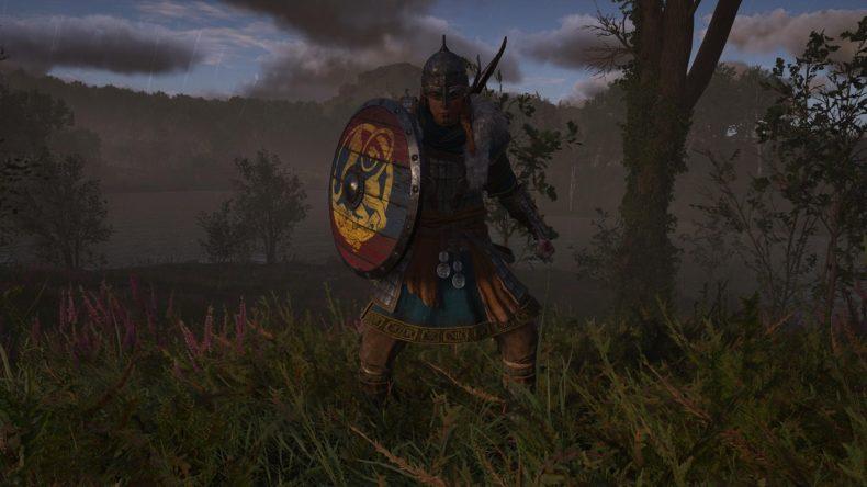 Assassins Creed Valhalla Wrath of the Druids Rus Armor Set