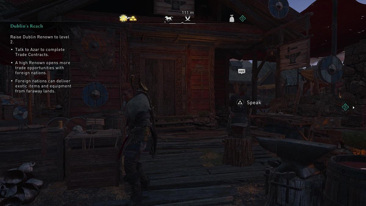 Assassins Creed Valhalla Wrath of the Druids irish Resources crates