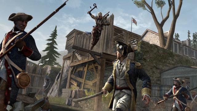 Assassins Creed III Preview - Screenshot 02