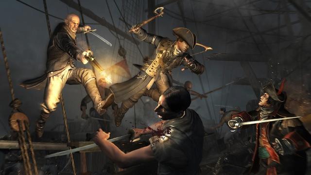 Assassins Creed III Preview - Screenshot 03
