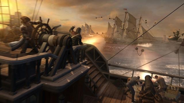 Assassins Creed III Preview - Screenshot 04